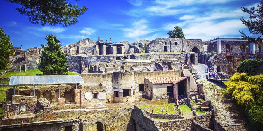 Pompei, UNESCO World Heritage