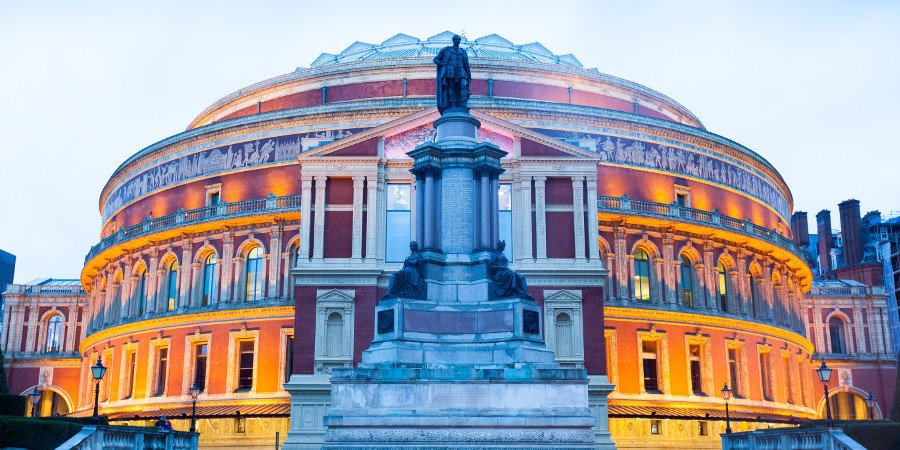 Royal Albert Hall di Londra