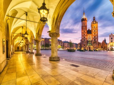 CRACOVIA PATRIMONIO DELL'UNESCO